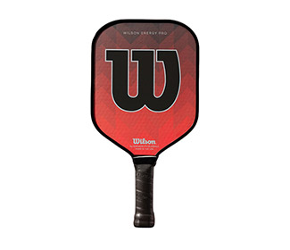 Wilson Energy Pro Pickleball Paddle (Red)